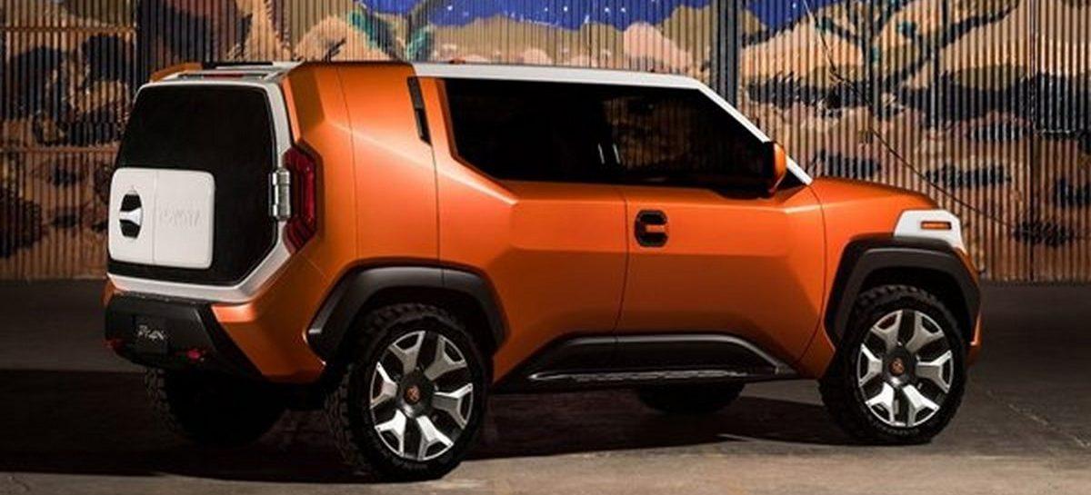 Toyota запатентовала название для нового кроссовера