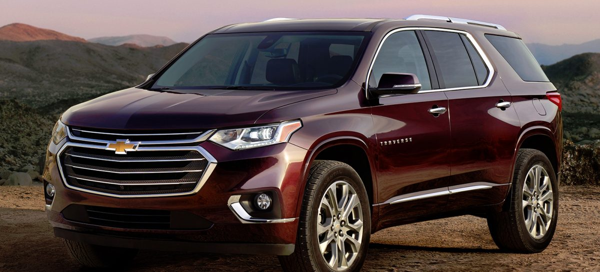 9 крутых моделей Chevrolet, которых не купить в России