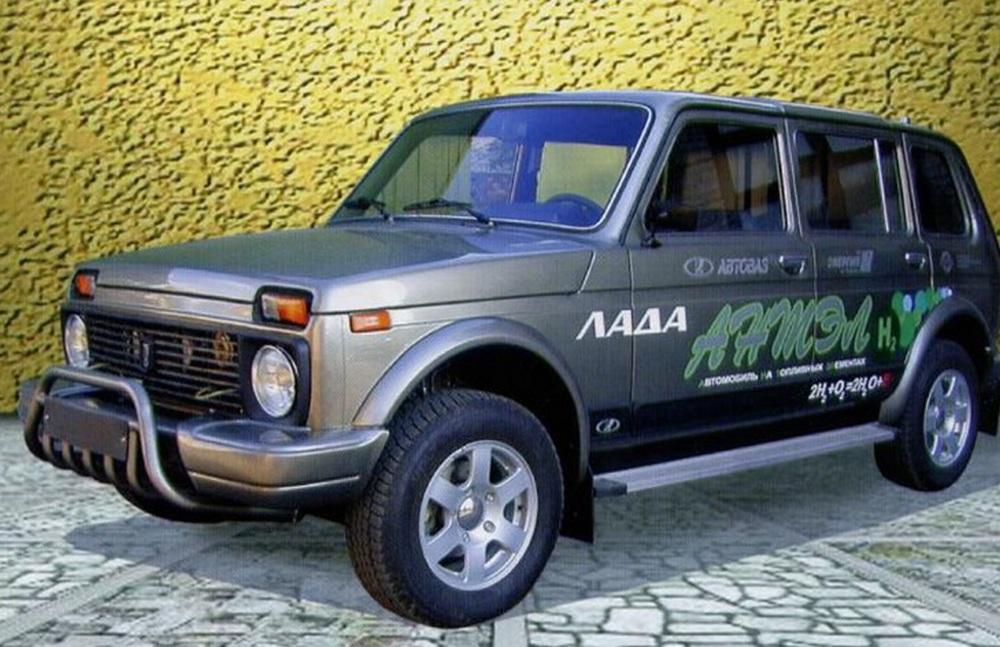 ВАЗ-2131 «Антэл»