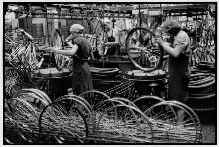 Сборка велосипедов в СССР