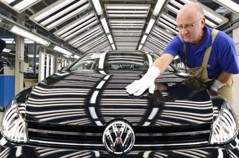 Volkswagen выкупит автомобили с дизельными двигателями