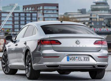 Новый лифтбэк Volkswagen появится в России