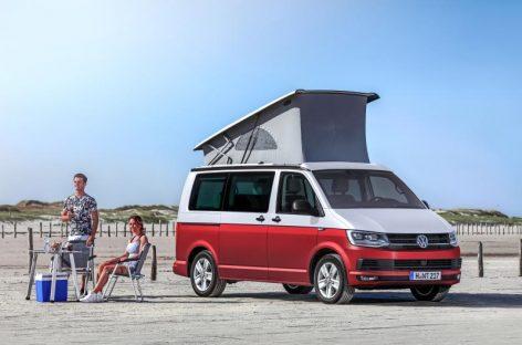 Volkswagen California на фестивале Нашествие