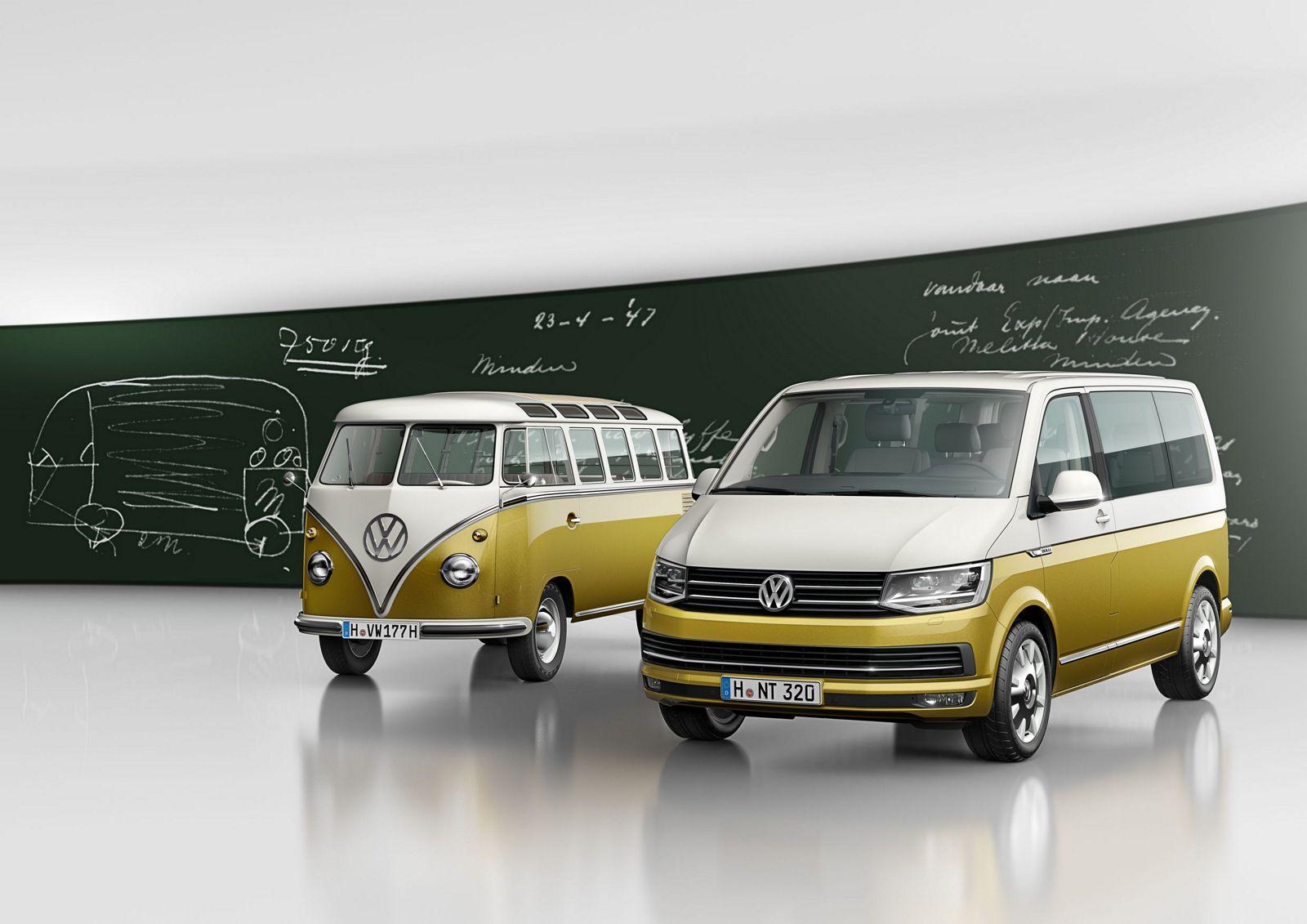 Volkswagen Bulli70