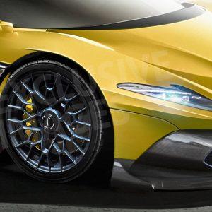 Aston Martin разработает среднемоторный суперкар к 2020 году
