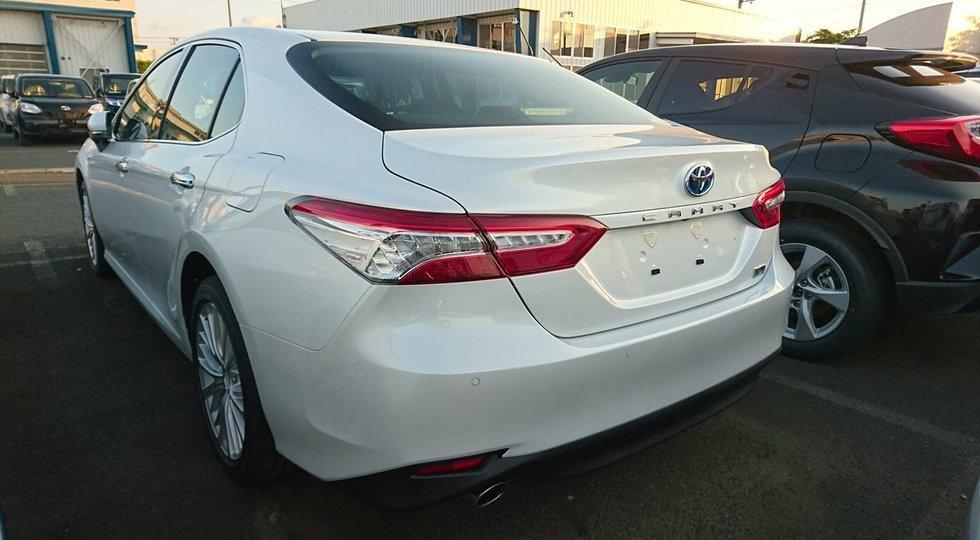 Toyota Camry 2018 6
