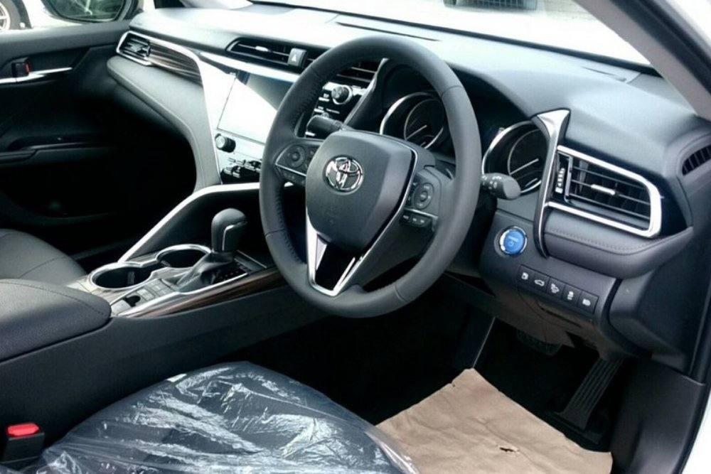 Toyota Camry 2018 7
