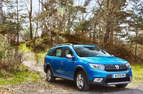 Renault покажет внедорожный универсал Logan в Киеве