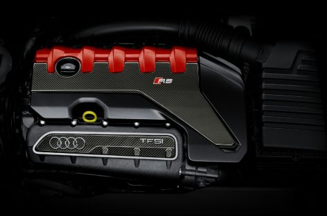 Силовой агрегат Audi 2.5 TFSI назван «Двигателем года»