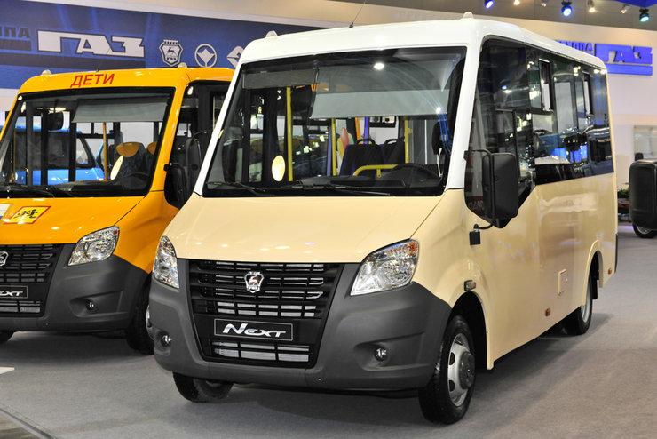 gazel-next-автобус-акпп