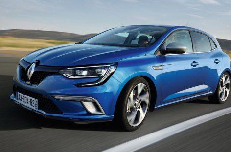 Новый Renault Megane R.S.