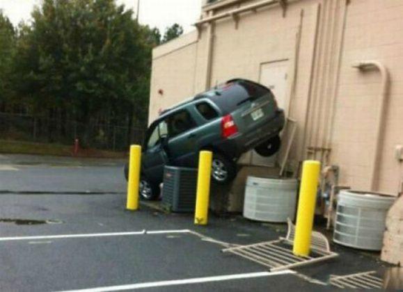 Когда ты мастер парковки