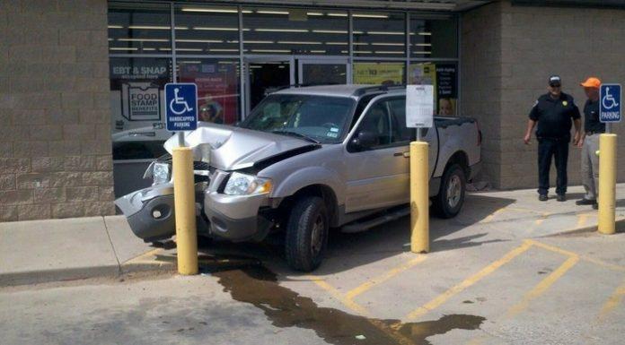 Парковка для «инвалидов»
