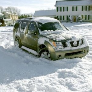 Чем опасен пустой топливный бак зимой