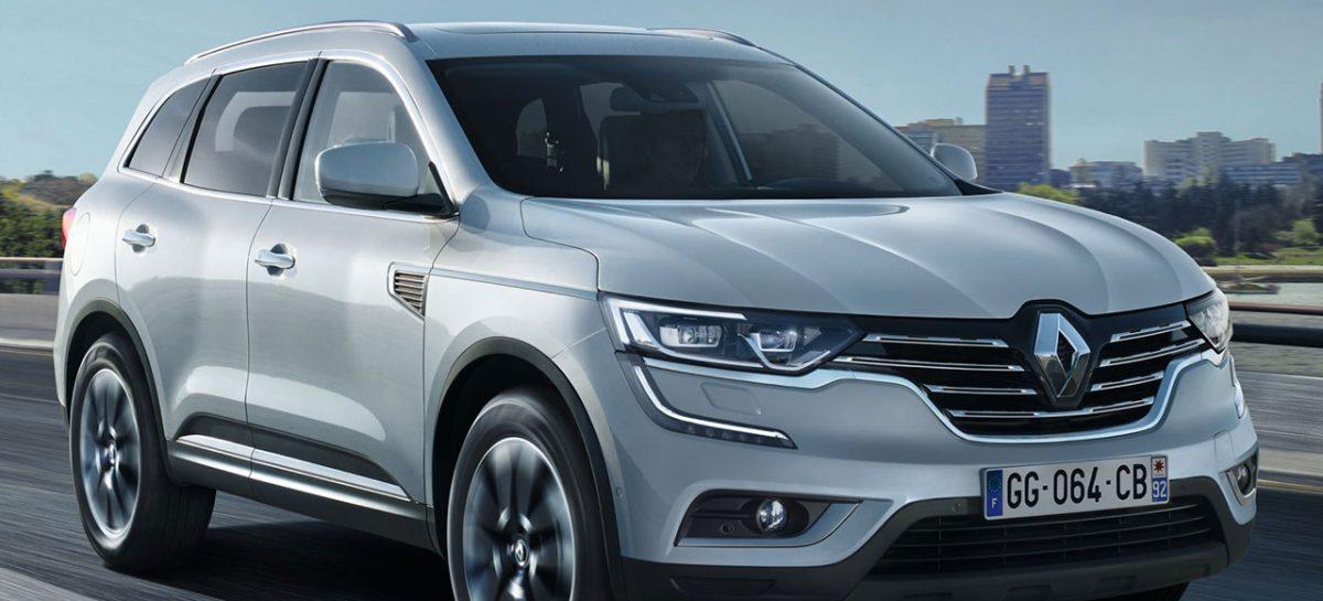 Renault планирует продавать больше кроссоверов