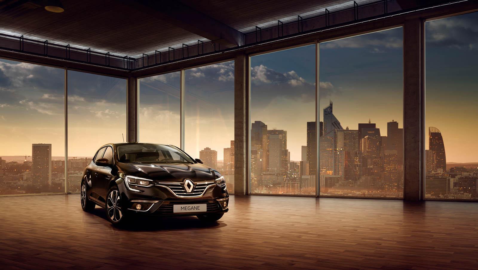 Renault Megane Akaju 2017
