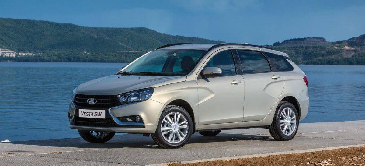 Сборка универсала Lada Vesta будет происходить в Казахстане