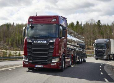 Новое поколение двигателей Scania V8