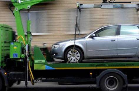 Суд подтвердил законность эвакуации автомобилей без номеров