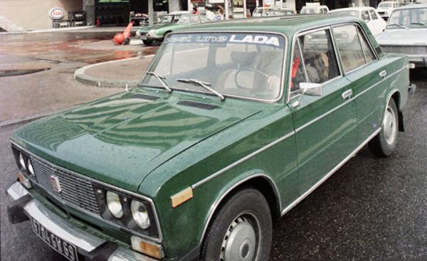 ВАЗ 2106 Финляндия