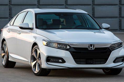 Honda официально показала новое поколение седана Accord