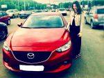 Mazda 6, 2 литра, бензин, 2013 г