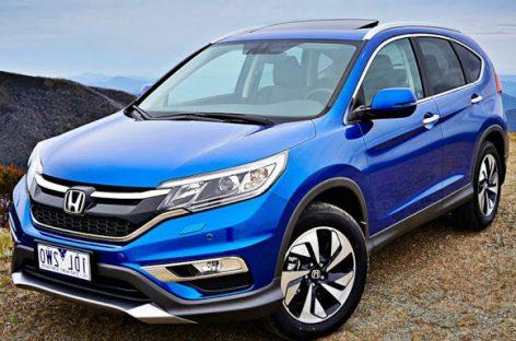 Заказы на новый Honda CR-V за неделю превысили двухмесячный план