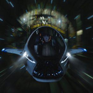 Lexus создал космический корабль для фильма Люка Бессона