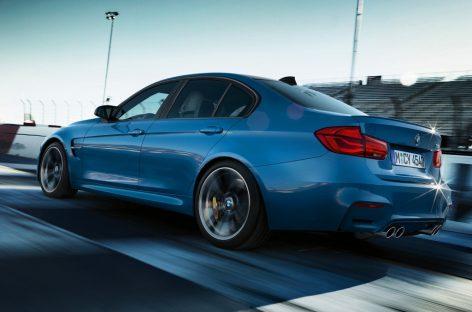 BMW M3 стал еще мощнее