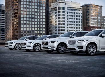 Volvo Cars объявляет об электрификации всей модельной линейки