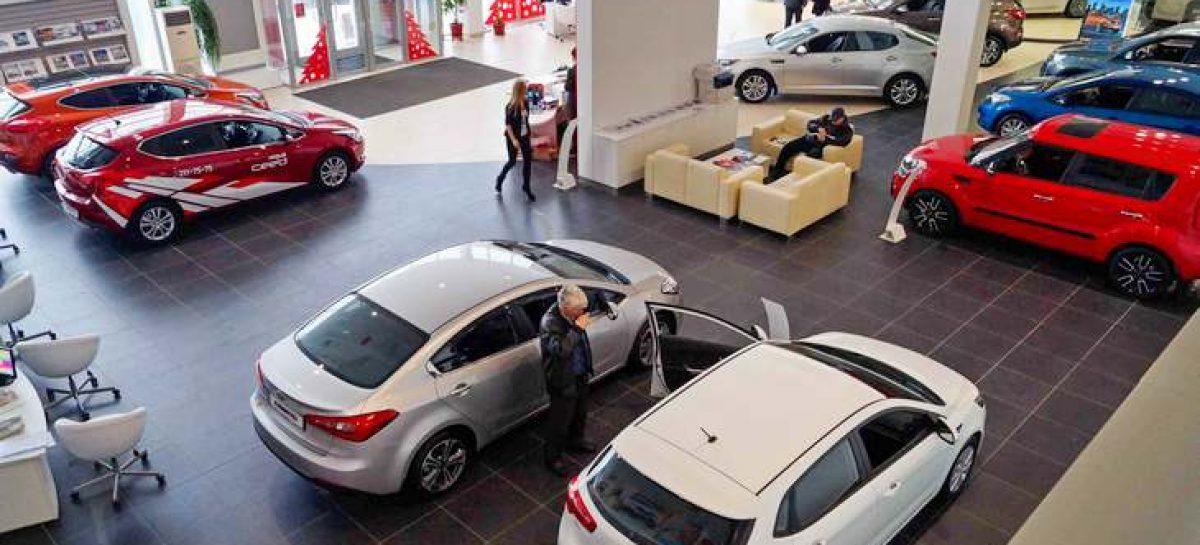 Кроссоверы обогнали по популярности автомобили B-класса в России