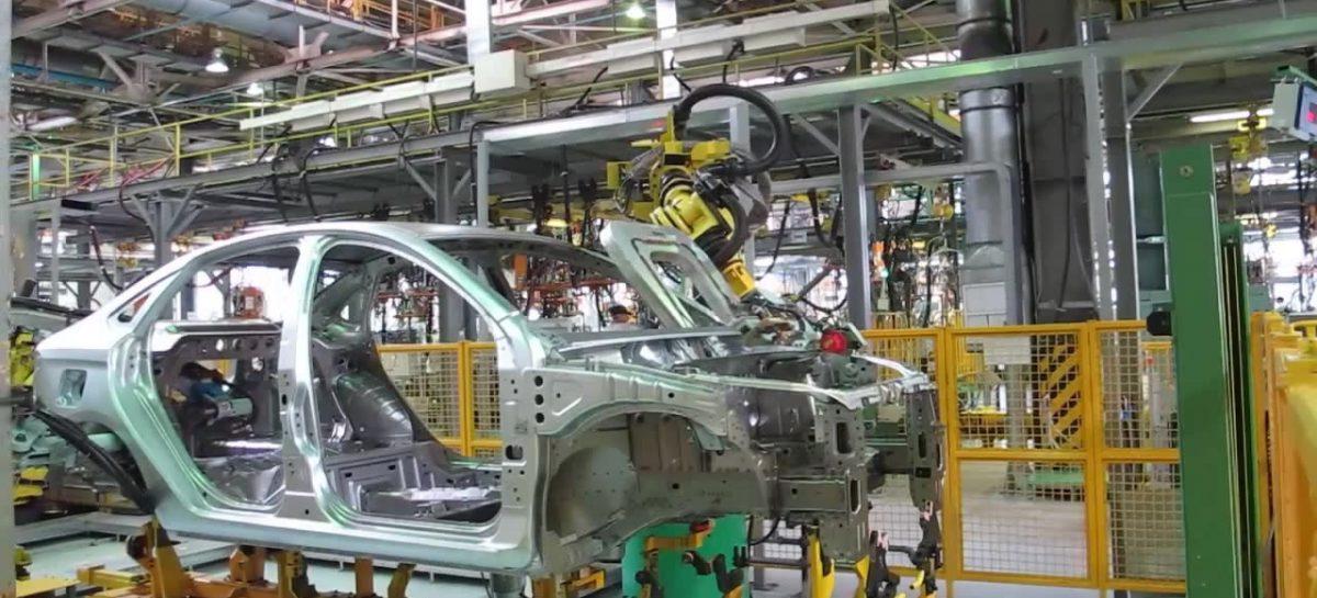 В первом полугодии производство автомобилей в России выросло на 20%