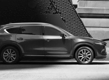 Mazda представила новый кроссовер CX-8