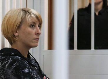 """Суд арестовал обвиняемую в резонансном ДТП с """"пьяным"""" ребенком"""