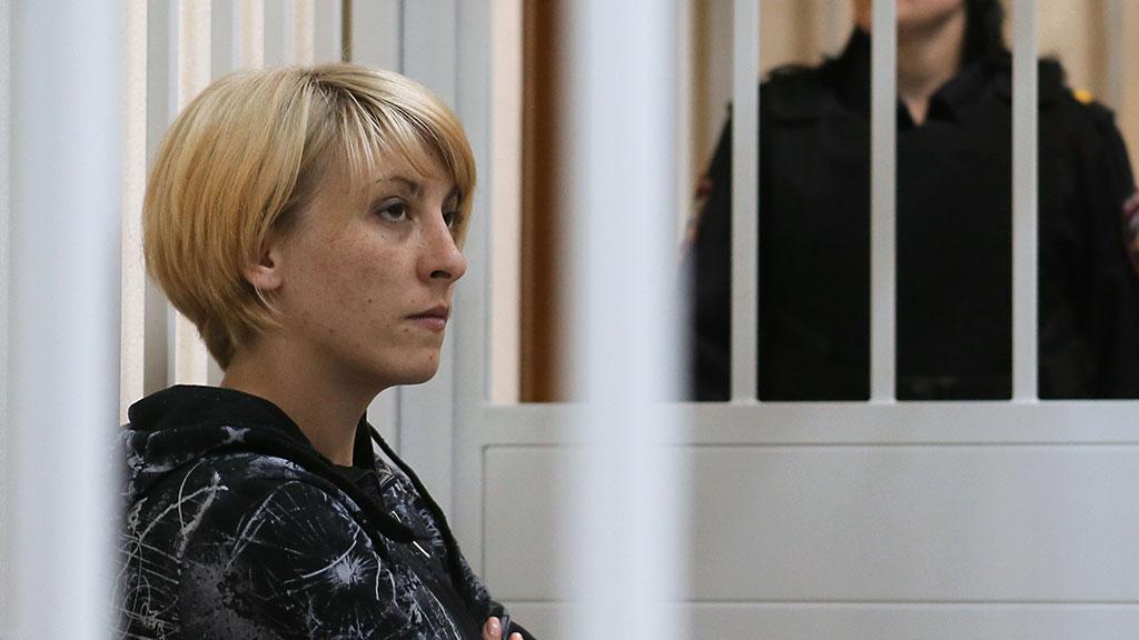 Ольга Алисова ДТП, Балашиха