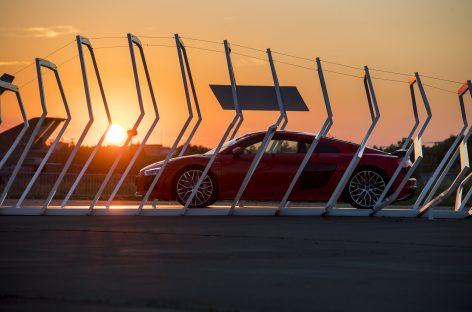 Новые модели Audi на Фестивале Скорости в Жуковском