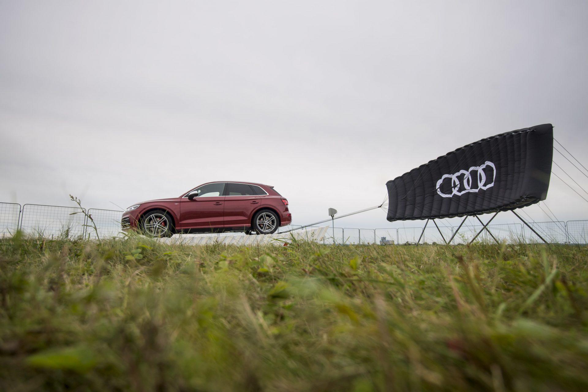 Audi SQ5 на МАКС 2017