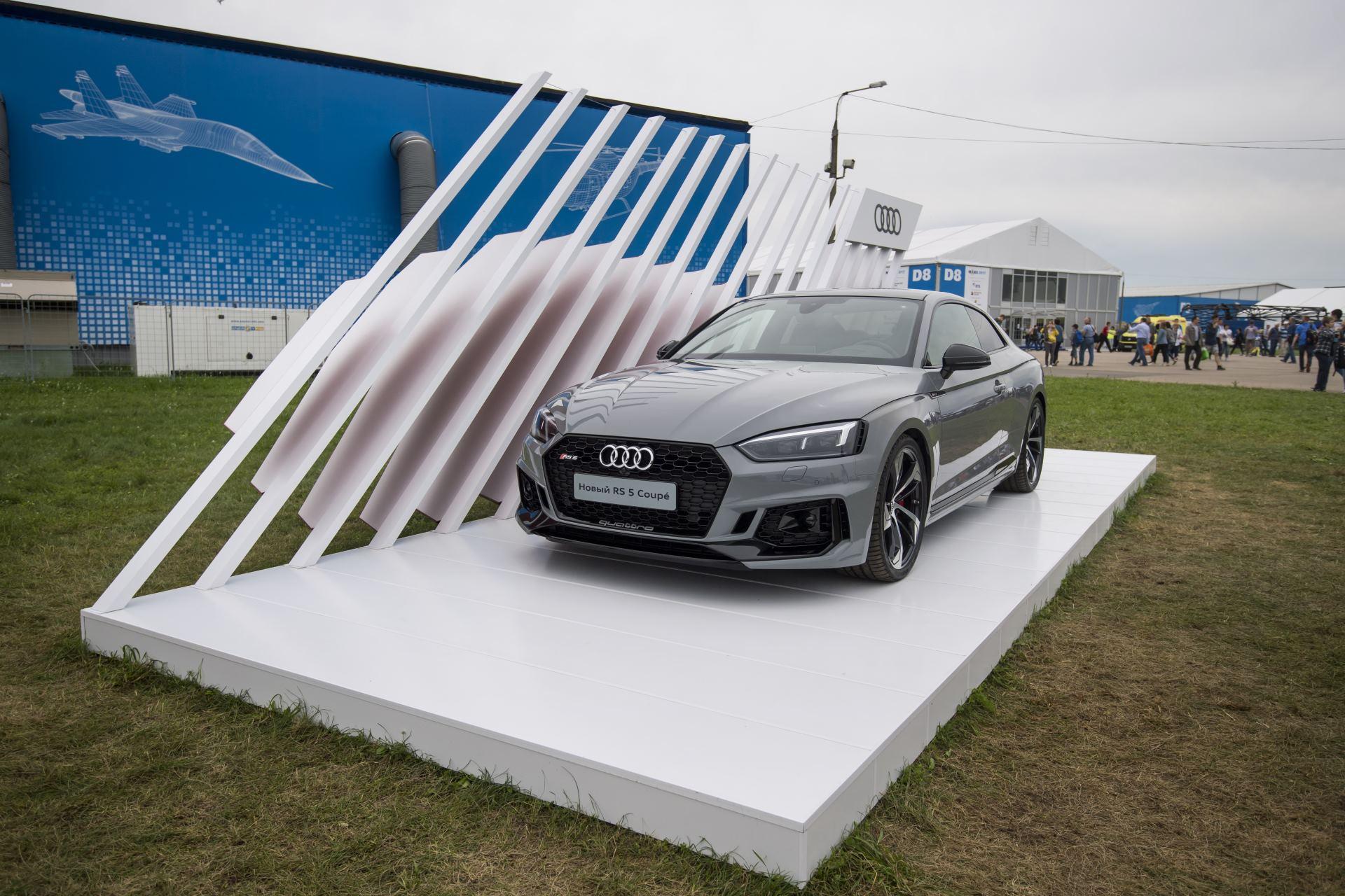 Audi RS 5 Coupé на МАКС 2017