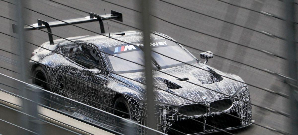 Тестовый полигон от BMW