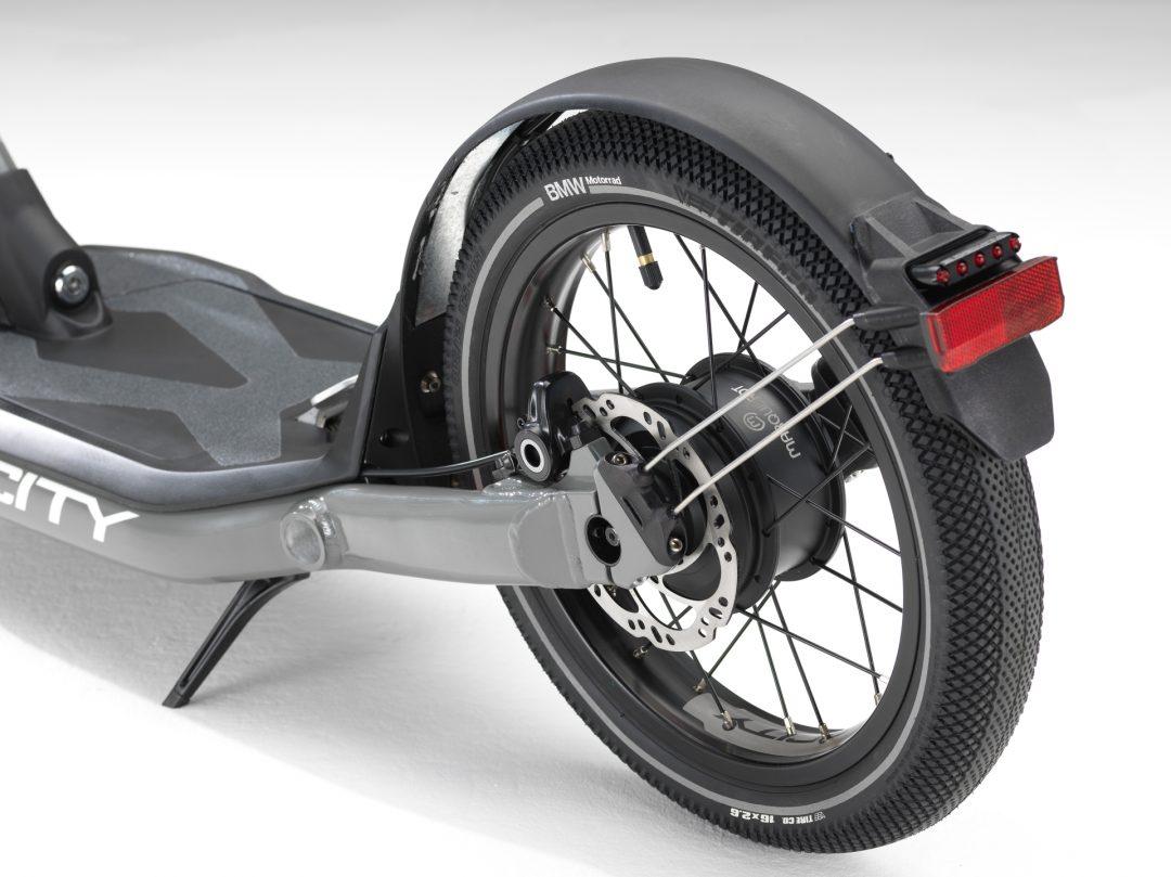 BMW Motorrad X2City2