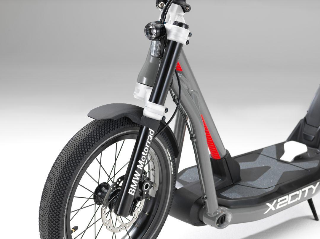 BMW Motorrad X2City7