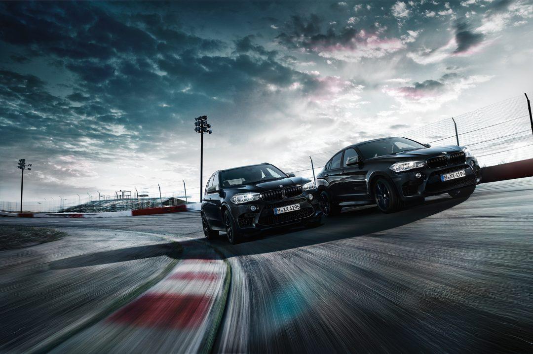 BMW X5 M_BMW X6 M