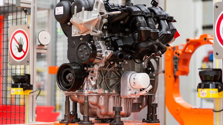 двигатель Ford Duratec