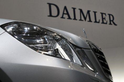 Daimler разделится на 3 отдельных подразделения