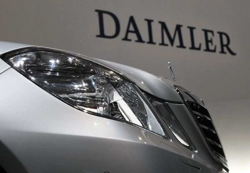 Daimler отзывает 3 млн дизельных авто Мерседес Бенс вевропейских странах
