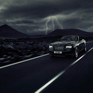 Rolls-Royce принял облик кабриолета