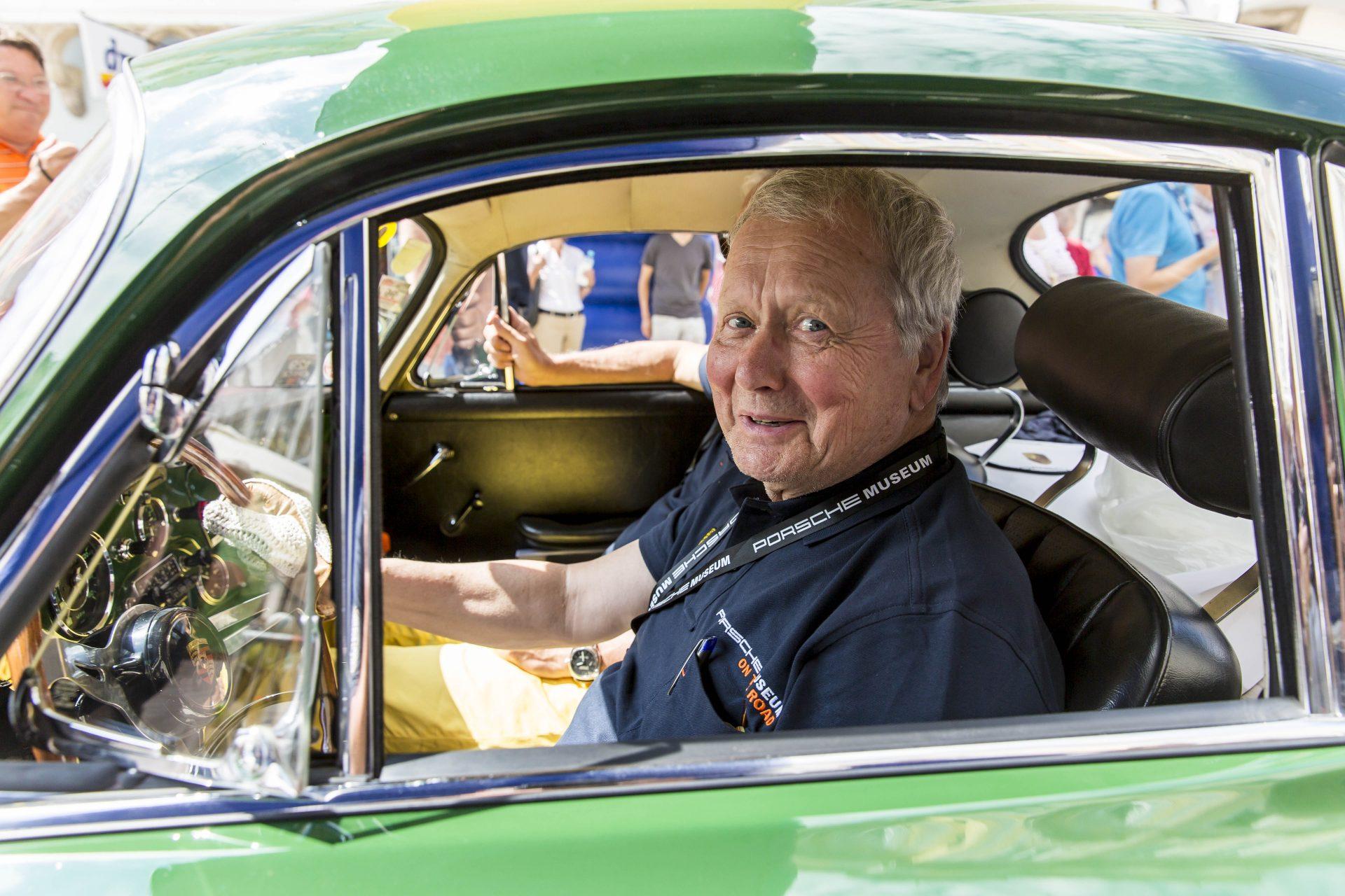 Dr. Wolfgang Porsche