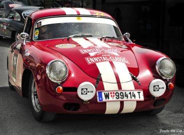 Легендарные гонщики Porsche на 25-м Ennstal Classic