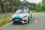 Ford разработала «дрифт-техничку» для Tour de France