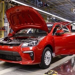 Старт серийного производства KIA Rio четвертого поколения